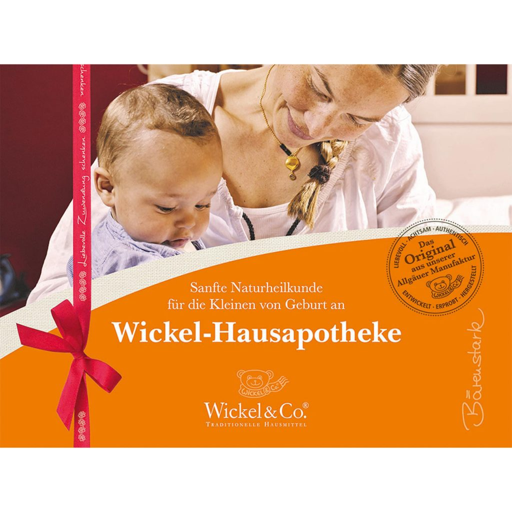GTIN: 4260646099608; Wickel Hausapotheke 6 Wickelprodukte + Buch