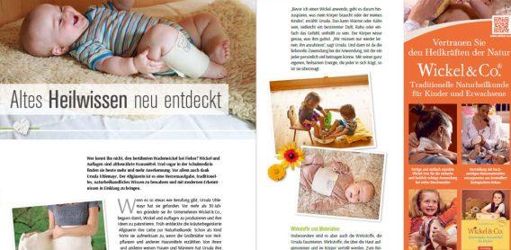 Presseartikel Wickel Co Griass Di Heilmittel neu Entdeckt